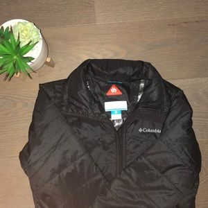 Columbia Jacket with Patented Omni-Heat Lining
